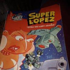 Cómics: TEBEOS-COMICS CANDY - SUPER LOPEZ 34 - RARO - AA97. Lote 191515930