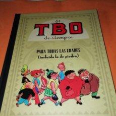 Cómics: EL TBO DE SIEMPRE. NUMERO 1:PARA TODAS LAS EDADES . TAPA DURA. EDICIONES B. Lote 191698671