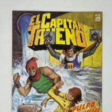 Cómics: EL CAPITÁN TRUENO EDICION HISTÓRICA EDICIONES B NUMERO 32. Lote 191719311