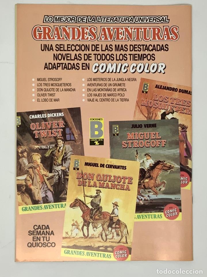 Cómics: EL CAPITÁN TRUENO EDICION HISTÓRICA EDICIONES B NUMERO 32 - Foto 2 - 191719311