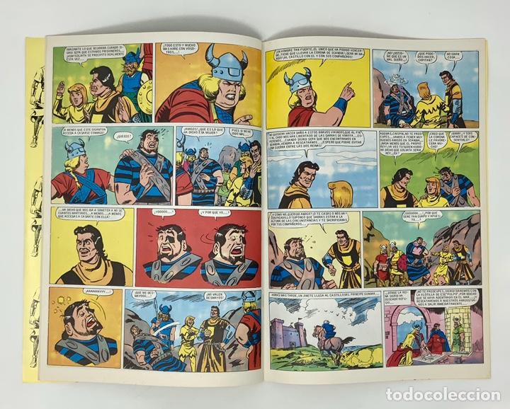 Cómics: EL CAPITÁN TRUENO EDICION HISTÓRICA EDICIONES B NUMERO 32 - Foto 3 - 191719311