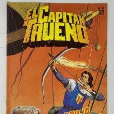 Cómics: EL CAPITÁN TRUENO EDICION HISTÓRICA EDICIONES B NUMERO 33. Lote 191719368