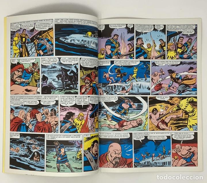 Cómics: EL CAPITÁN TRUENO EDICION HISTÓRICA EDICIONES B NUMERO 33 - Foto 2 - 191719368