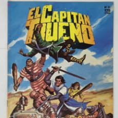 Cómics: EL CAPITÁN TRUENO EDICION HISTÓRICA EDICIONES B NUMERO 35. Lote 191719563