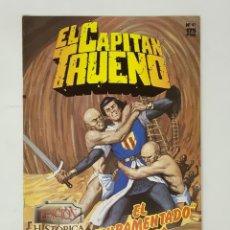 Cómics: EL CAPITÁN TRUENO EDICION HISTÓRICA EDICIONES B NUMERO 41. Lote 191720032