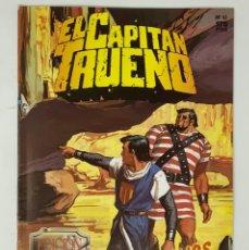 Cómics: EL CAPITÁN TRUENO EDICION HISTÓRICA EDICIONES B NUMERO 42. Lote 191720087