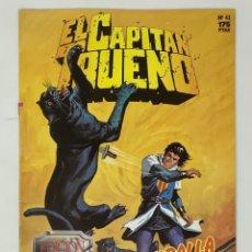 Cómics: EL CAPITÁN TRUENO EDICION HISTÓRICA EDICIONES B NUMERO 43. Lote 191720246