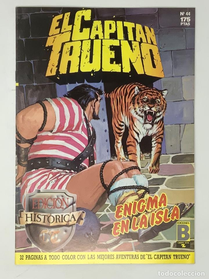 EL CAPITÁN TRUENO EDICION HISTÓRICA EDICIONES B NUMERO 44 (Tebeos y Comics - Ediciones B - Clásicos Españoles)