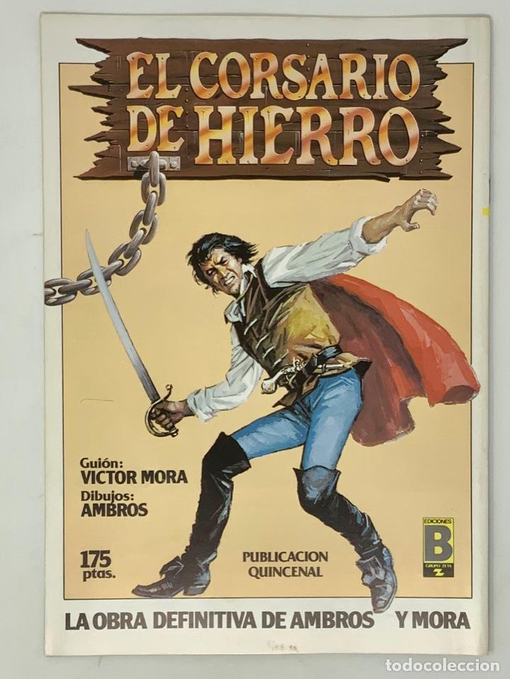 Cómics: EL CAPITÁN TRUENO EDICION HISTÓRICA EDICIONES B NUMERO 44 - Foto 2 - 191720356