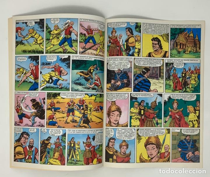 Cómics: EL CAPITÁN TRUENO EDICION HISTÓRICA EDICIONES B NUMERO 44 - Foto 3 - 191720356