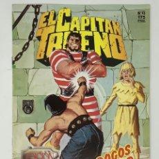 Cómics: EL CAPITÁN TRUENO EDICION HISTÓRICA EDICIONES B NUMERO 45. Lote 191720611