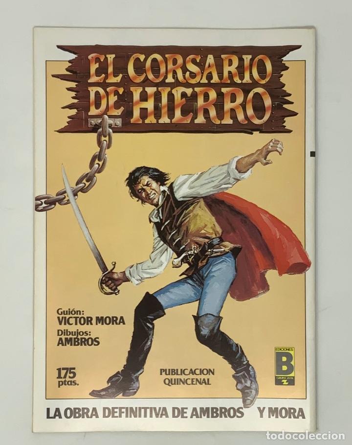 Cómics: EL CAPITÁN TRUENO EDICION HISTÓRICA EDICIONES B NUMERO 46 - Foto 2 - 191720716