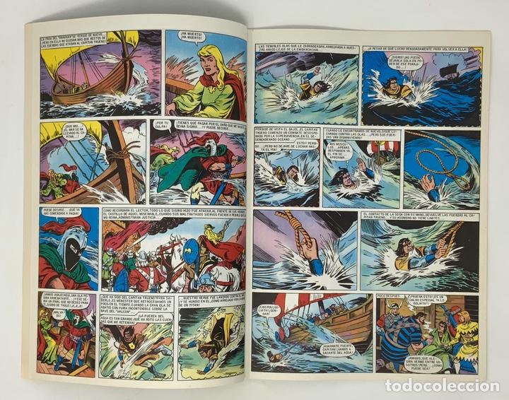 Cómics: EL CAPITÁN TRUENO EDICION HISTÓRICA EDICIONES B NUMERO 46 - Foto 3 - 191720716