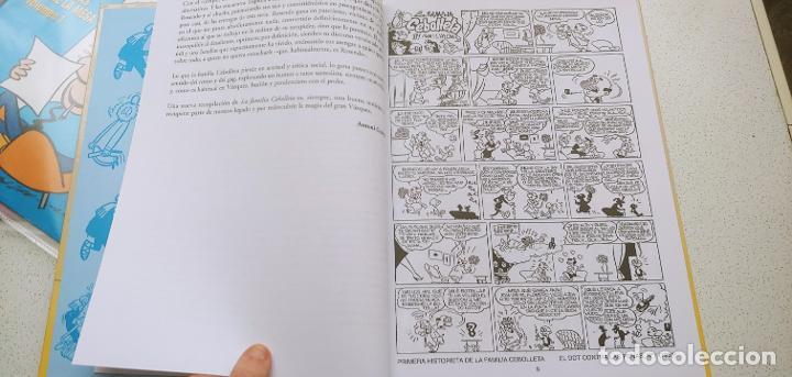 Cómics: Magos del Humor nº 142 La Familia Cebolleta Vázquez 2011 - Foto 5 - 191797562
