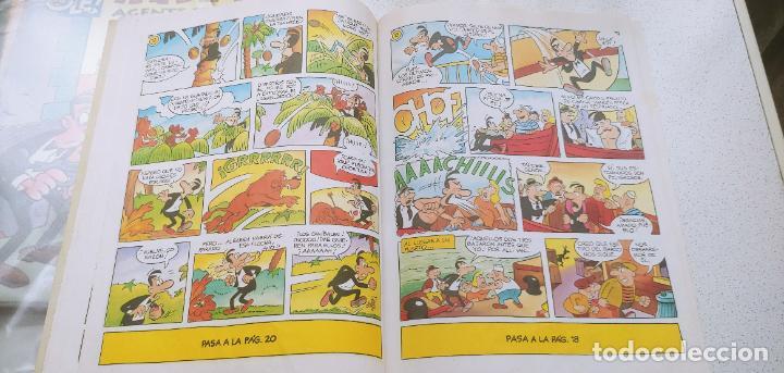 Cómics: Tu decides la historieta de ... Anacleto Ediciones B 1987 tipo elige tu propia aventura - Foto 5 - 191801121
