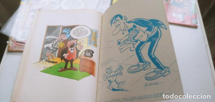 Cómics: Colección Olé nº 5 Anacleto agente secreto Ediciones B 1993 - Foto 7 - 191801368