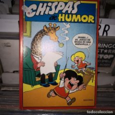 Cómics: CHISPAS DE HUMOR Nº 3: RETAPADO: MORTADELO Nº 5.,6 . ZIPI ZAPE Nº 5,6. PULGARCITO Nº 27 . Lote 191868157