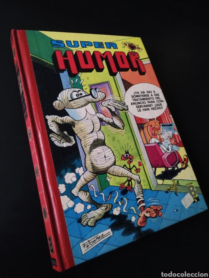 EXCELENTE ESTADO 1° PRIMERA EDICION SUPER HUMOR 12 EDICIONES B (Tebeos y Comics - Ediciones B - Clásicos Españoles)