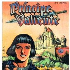 Comics: PRÍNCIPE VALIENTE Nº 2.. Lote 192046943