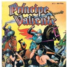 Comics: PRÍNCIPE VALIENTE Nº 3. Lote 192047050
