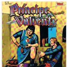 Comics: PRÍNCIPE VALIENTE Nº 30.. Lote 192049022