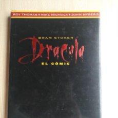 Cómics: DRÁCULA EL COMIC BRAM STOKER ADAPTACIÓN OFICIAL DE LA PELÍCULA DE COPPOLA 1 EDICIÓN+PEGATINA. Lote 192074686