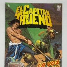 Cómics: EL CAPITÁN TRUENO EDICION HISTÓRICA EDICIONES B NUMERO 9. Lote 192218216