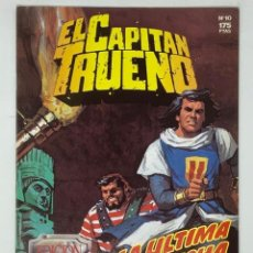 Cómics: EL CAPITÁN TRUENO EDICION HISTÓRICA EDICIONES B NUMERO 10. Lote 192218293