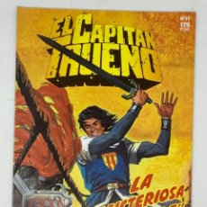 Cómics: EL CAPITÁN TRUENO EDICION HISTÓRICA EDICIONES B NUMERO 11. Lote 192218358