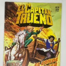Cómics: EL CAPITÁN TRUENO EDICION HISTÓRICA EDICIONES B NUMERO 12. Lote 192218390