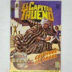 Cómics: EL CAPITÁN TRUENO EDICION HISTÓRICA EDICIONES B NUMERO 13. Lote 192218418