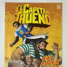 Cómics: EL CAPITÁN TRUENO EDICION HISTÓRICA EDICIONES B NUMERO 15. Lote 192218723