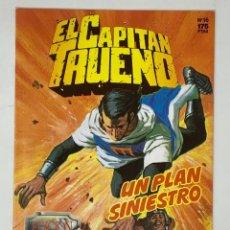 Cómics: EL CAPITÁN TRUENO EDICION HISTÓRICA EDICIONES B NUMERO 16. Lote 192218985
