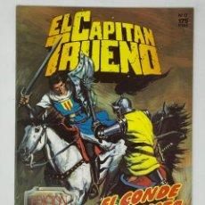Cómics: EL CAPITÁN TRUENO EDICION HISTÓRICA EDICIONES B NUMERO 17. Lote 192219343