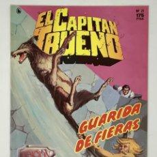 Cómics: EL CAPITÁN TRUENO EDICION HISTÓRICA EDICIONES B NUMERO 21. Lote 192219653
