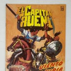 Cómics: EL CAPITÁN TRUENO EDICION HISTÓRICA EDICIONES B NUMERO 22. Lote 192219705