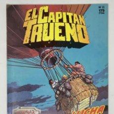 Cómics: EL CAPITÁN TRUENO EDICION HISTÓRICA EDICIONES B NUMERO 23. Lote 192219757