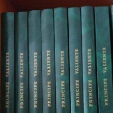 Cómics: PRINCIPE VALIENTE. COLECCION COMPLETA 8 TOMOS. ED. B. LA MEJOR Y MAS COMPLETA EDICION+REGALO DE 6 NÚ. Lote 192224107