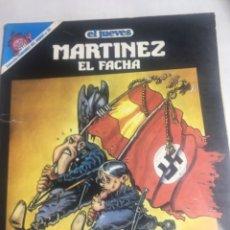 Cómics: COLECCION PENDONES DEL HUMOR Nº 25 - EL JUEVES - MARTINEZ EL FACHA . Lote 192437330