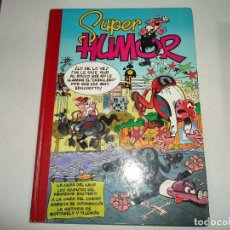 Cómics: SUPER HUMOR MORTADELO Nº 22. Lote 192442062