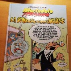 Cómics: LA BOMBILLA...¡CHAO, CHIQUILLA! (MORTADELO Y FILEMÓN). Lote 192458467