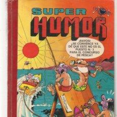 Comics : SUPER HUMOR. VOLUMEN Nº 57. EDICIONES B.(B/A18). Lote 192657305