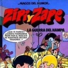 Fumetti: ZIPI Y ZAPE: LA GUERRA DEL HAMPA. ESCOBAR. Lote 192862207