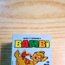 Cómics: MINI-INFÀNCIA BAMBI DE EDICIONES B POR ESTRENAR. Lote 192887148