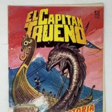Cómics: EL CAPITÁN TRUENO EDICION HISTÓRICA EDICIONES B NUMERO 82. Lote 192891248