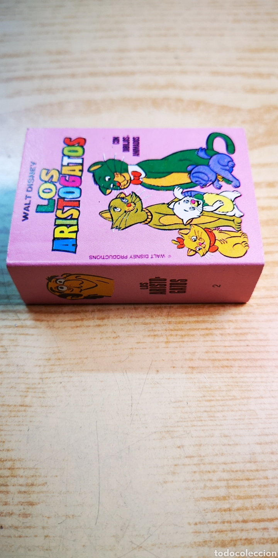 Cómics: Mini-infància Los Aristogatos de ediciones B por estrenar - Foto 2 - 263169470