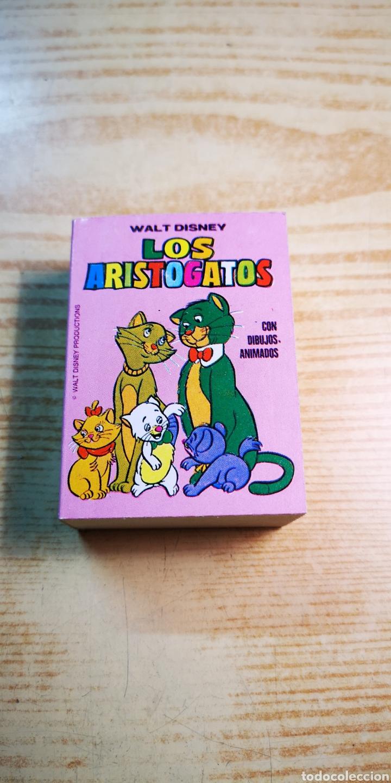 MINI-INFÀNCIA LOS ARISTOGATOS DE EDICIONES B POR ESTRENAR (Tebeos y Comics - Ediciones B - Otros)