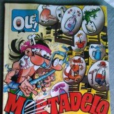 Comics: RESERVADO OLE MORTADELO 400 M.263 MÁS PORTADAS SANDUNGUERAS. Lote 193820692