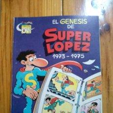 Cómics: SUPER LÓPEZ # 13 - 1ª EDICIÓN 1989 - D2. Lote 193833920