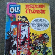 Cómics: COLECCION OLE -- MORTADELO Y FILEMON -- 203-M. 135 -- EDICIONES B 1989 --. Lote 193942141